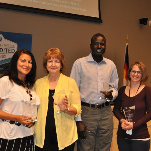 ESP Employees of the Year Honored