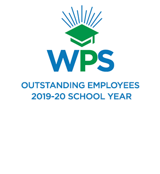 Outstanding WPS Employees for the 2019-20 school year