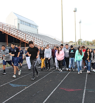 WHS Students participate in Relay For Life