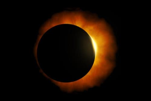 picture of the solar eclipse