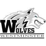 westminster high school logo: westminster wolves
