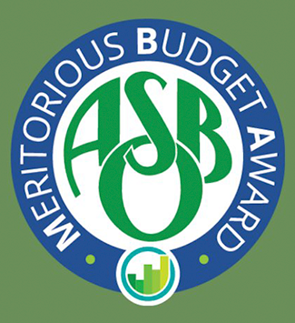 ASBO Awards WPS for Excellence in Budget Presentation