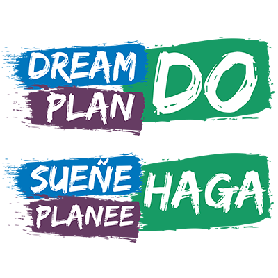dream plan do logos suene planee haga logos