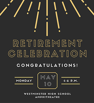 wps retirement celebration