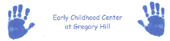 early childhood center at gregory hill logo