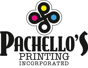 pachello's printing incorporated logo