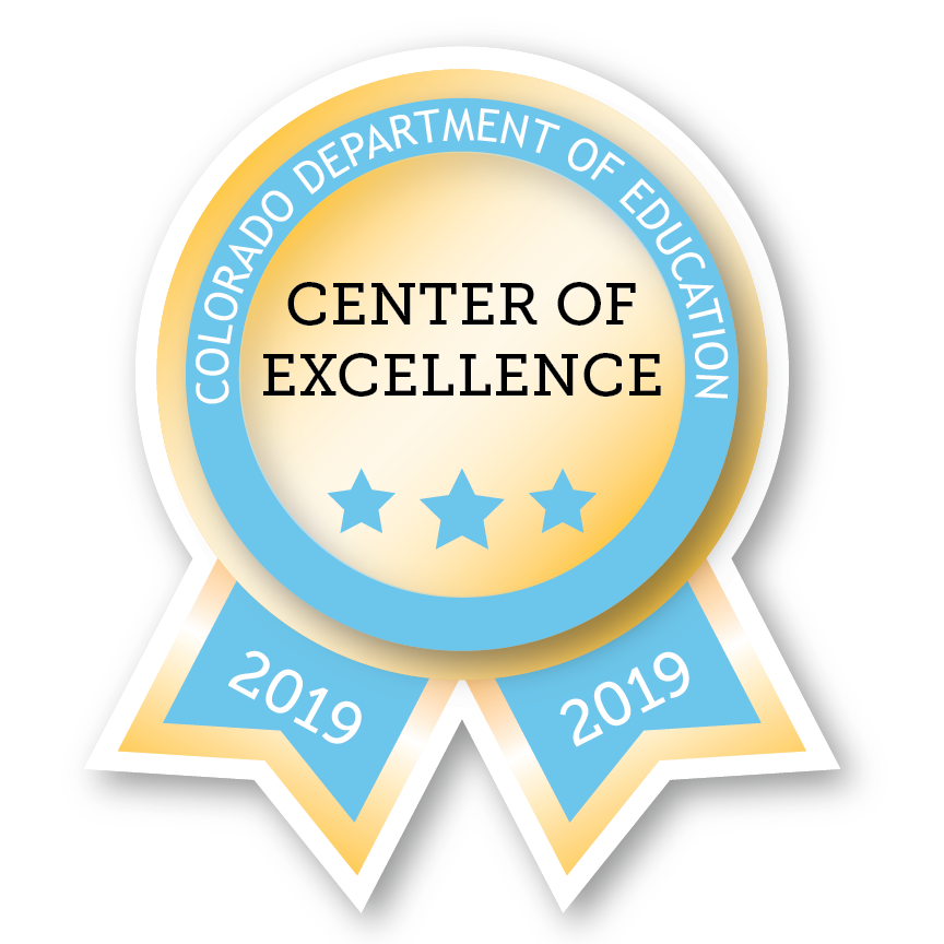 CDE Center of Excellence Award