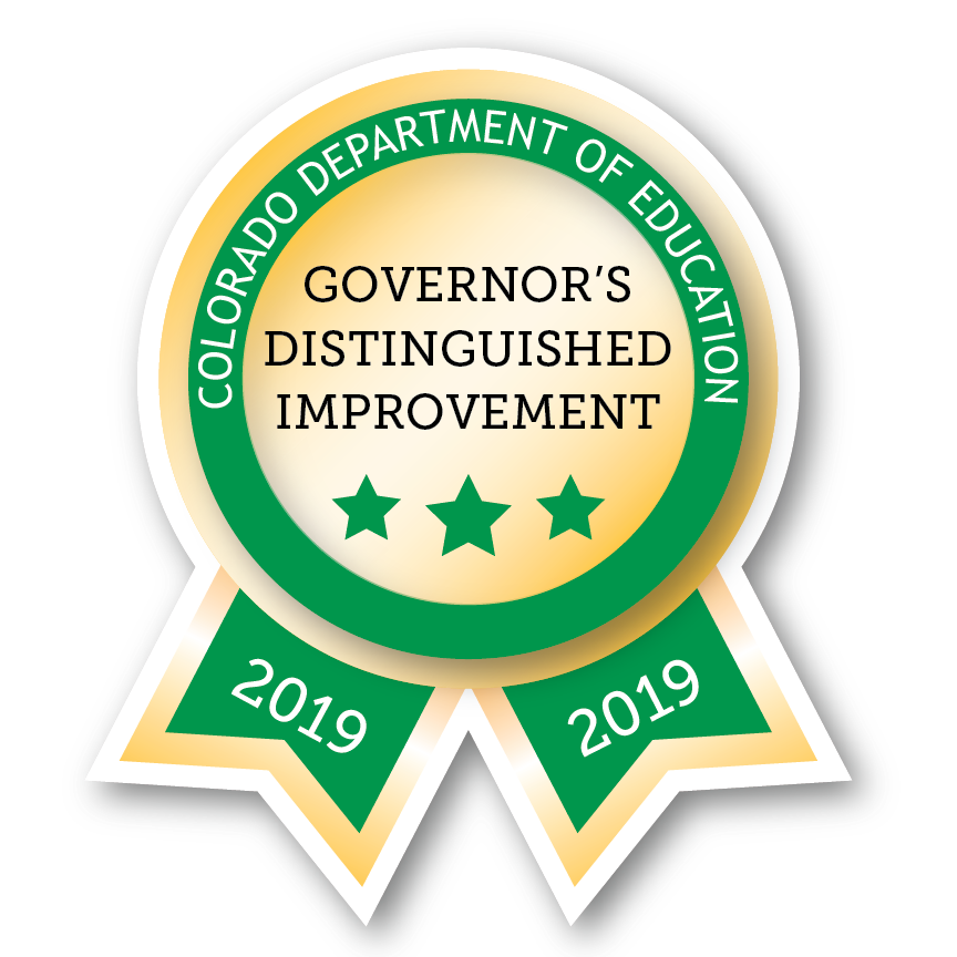 Governor's Distinguished Improvement Award