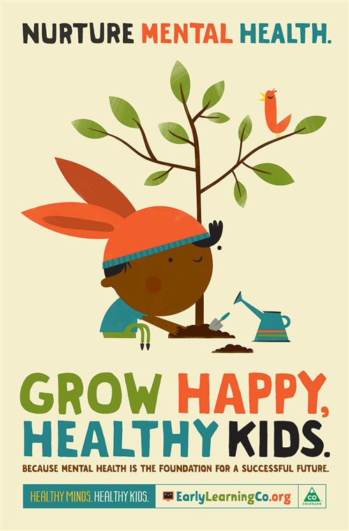 Nruture Mental Health. Grow Happy Healthy Kids.
