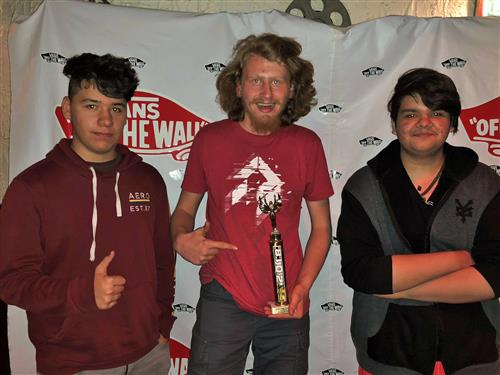 WestyVCA Student Wins Big at Film Festival!