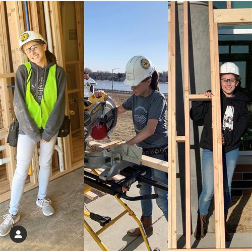 WHS Construction Pathway Offers Opportunities for Students Beyond High School
