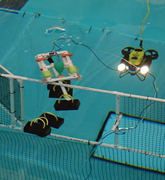 Picture of Seaperch equipment