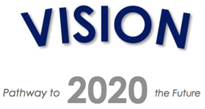 Vision 2020: Pathway to the Future logo