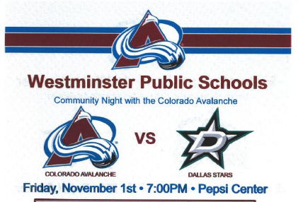Community Night with the Colorado Avalanche