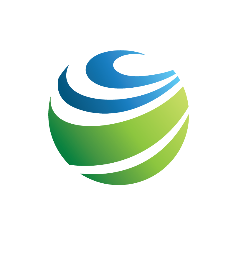 blue and green globe from the westminster academy for international studies logo