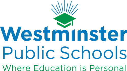 westminster public schools where education is personal logo