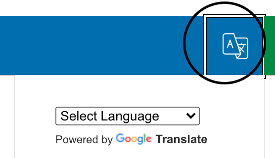Select a Language