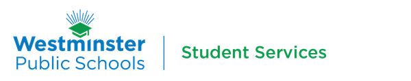 Westminster Public Schools Student Services Logo