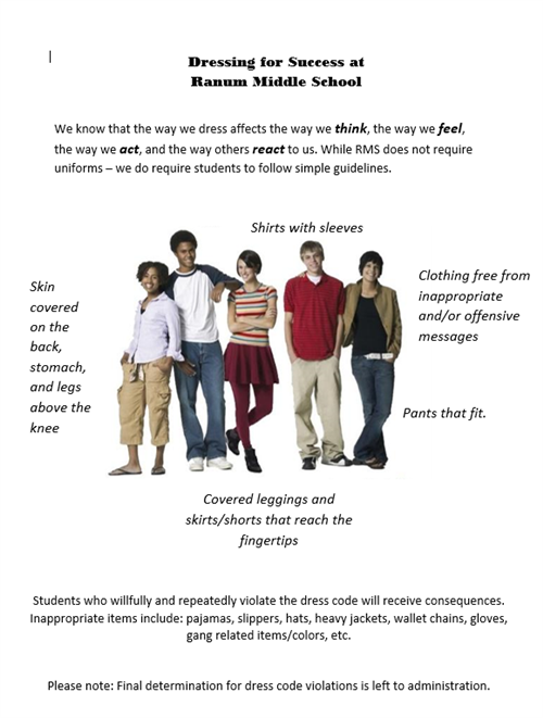 About Us / Dress Code