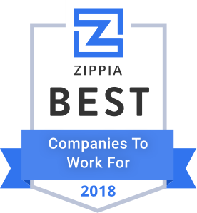 Zippa Best Companies To Work For 2018
