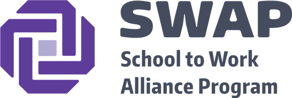 the school to work alliance program logo