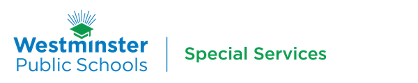 westminster public shools special services logo