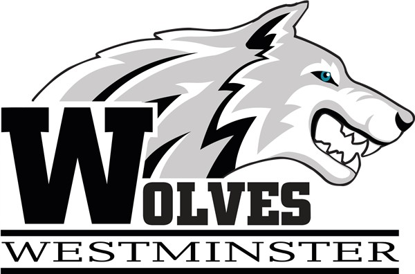 Westminster High School Wolves Logo