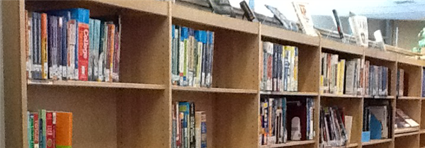 Books in WHS Library