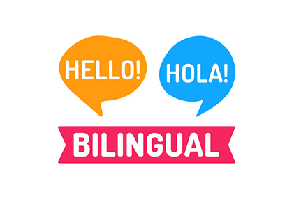 bilingual education graphic