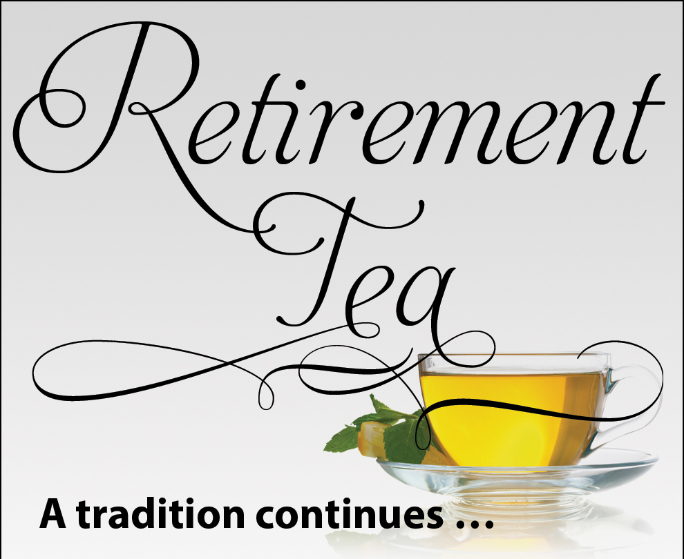 Retirement Tea