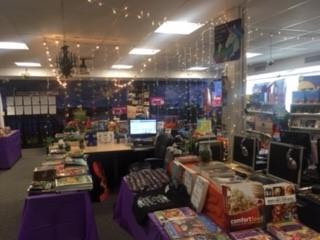 scholastic book fair: enchanted forest