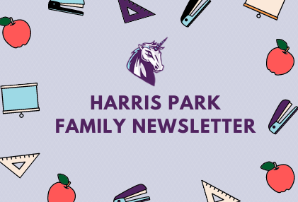 September Harris Park Family Newsletter