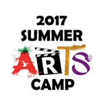 2017 Summer Arts Camp logo