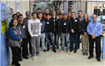 WHS students visited Lockheed Martin